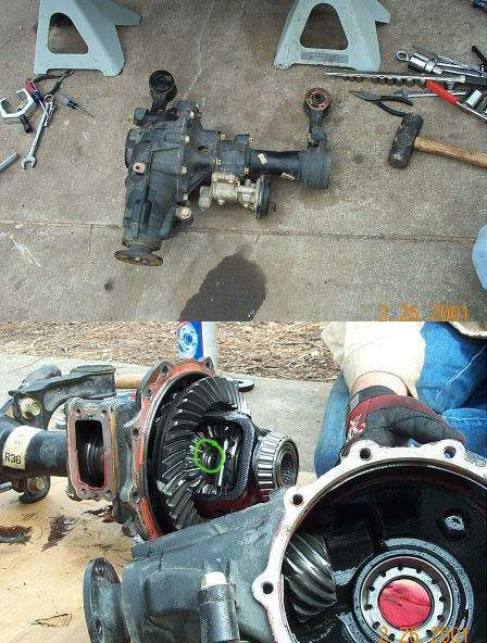 LC ENGINEERING Differential Tech